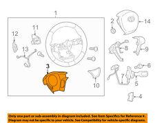 Scion TOYOTA OEM 11-15 tC Steering Wheel-Lower Cover Trim 4518421060C0