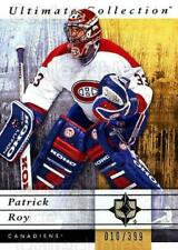 2011-12 UD Ultimate Collection #35 Patrick Roy