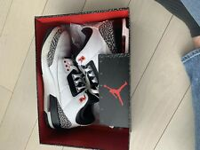 Nike Air Jordan 3 Sneakers , Nike Infra Red 23 Shoes Size 10 , Nike Men Sneakers