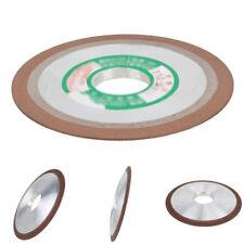 125x10x32mm 150Grit Resin Bond Diamond Grinding Wheel Cutting Grinder Plain Type