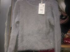 Pull And Bear Grey Top