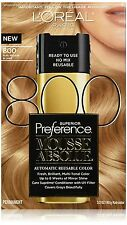 L'Oreal Paris Superior Preference Mousse Absolue, #800 Pure Medium Blonde NEW.