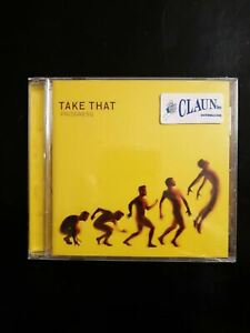 Take That - Progress (2010) CD Nuovo