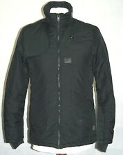 "Men's G-Star 'Ledger overshirt' Black, size S 36-38"" warm, quileted, lightweight"