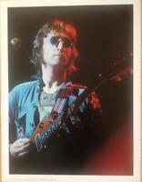 The Beatles John Lennon Madison Square Garden Original 1979 Out Of print 19 X 25
