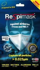 RESPIMASK FACE MASK - THE MOST EFFECTIVE FACE MASK RESPIRATOR NBC HIGHEST FILTER