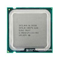 Quad Core 2 Q9300 CPU Processor 95W  2.5Ghz 6M LGA 775 Microprocessor Desktop