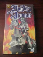 Knights and Armour    VHS Video Tape