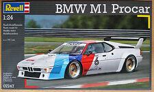 1978èr BMW M1 Procar 1:24 REVELL **NEU**