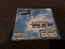 CD SINGLE KANYE WEST - TOUCH THE SKY