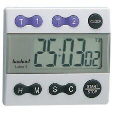 Hanhart Kurzzeitmesser Inkl. Batterie digital