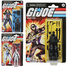 HASBRO GI JOE  RETRO COLLECTION SERIES 1 SET OF 3