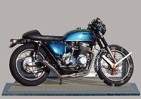 MOTO HONDA 750 FOUR , Reloj en modela miniatura, -04