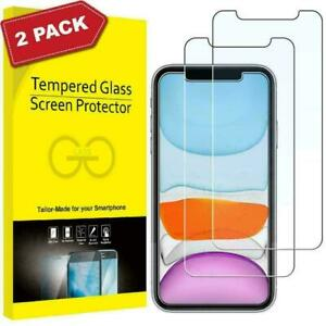 For iphone 13 11 12 Pro X XS Max XR 7 8 6 Plus SE 2020 5s Screen Protector Glass