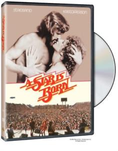 A Star Is Born DVD 1976 Barbra Streisand Movie Kris Kristofferson - REGION 1 USA