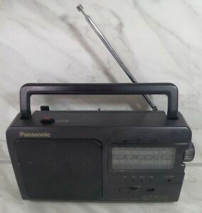 Vintage Panasonic GX500 RF-3500 Portable Radio MW LW FM SW Excellent Condition