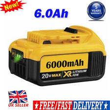 6.0Ah NEW FOR DEWALT DCB184 18V Li-Ion XR Battery DCB200 DCB180 DCB182 DCC785