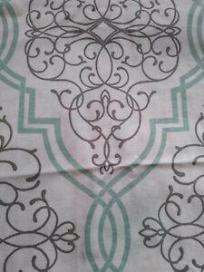 Nicole Miller New York 100% Cotton Shower Curtain