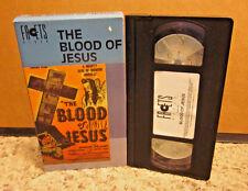 BLOOD OF JESUS black cinema Spencer Williams 1941 African American VHS