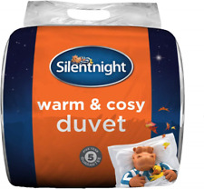 Silentnight 445726GE Warm and Cosy Duvet - White