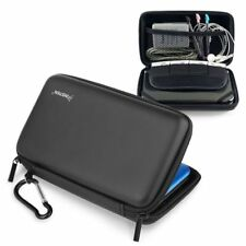 Black Eva Pouch Carry Case Cover For Nintendo 3DS XL / 3DS XL / 3DS LL