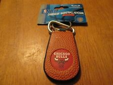 CHICAGO BULLS LEATHER KEY CHAIN SWEET LOOKING