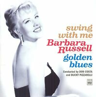 Barbara Russell: Swing With Me + Golden Blues (2 Lps On 1 Cd)