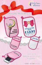 Pretty Guardian Sailor Moon Portable Multi Pouch SLM-20A Moon Stick version