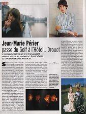Coupure de presse Clipping 2006 Jean Marie Périer Golf à l hôtel Druot  (1 page)