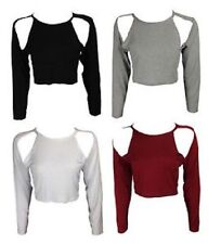 Jersey Long Sleeve Women's Other Tops