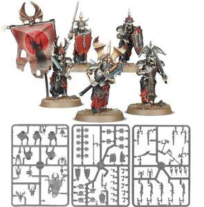 --- 5 GRAVE GUARD --- soulblight skeleton warriors warhammer fantasy AoS sigmar