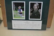 JSA Jason Kidd & Danny Ainge Dual Golf Scorecard Autographed Signed AUTO BN-P