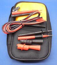Fluke Soft Carrying Case 87 287 289 87V 88V 787 789 TP2, TL224, AC175, TP220 C25