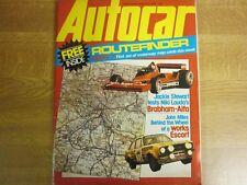 March 18th 1978, AUTOCAR, Toyota Celica 2000GT, Chrysler Horizon, Warwick Brown.