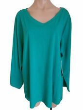 Autograph Long Sleeve Casual Plus Size Tops & Blouses for Women