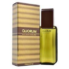 Antonio Puig Quorum 100ml Eau De Toilette Natural Spray Brand New & Boxed