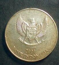 Indonesia 500 rupiah 2001 Rare
