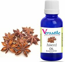 Aniseed Oil  Essential Oils 100% Pure Natural Aromatherapy oils 3ML-1000ML