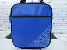 CALVIN KLEIN Slim Body Bag UB009 Tablet Pouch Bags Blue Shoulder Case BNWT RP£65