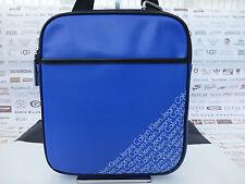 CALVIN KLEIN Slim Body Bag UB009 Tablet Pouch Bags Blu Custodia a Tracolla NUOVO CON ETICHETTA RP £ 65