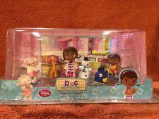 New Disney Doc McStuffins 6 piece Figure Play Set Cake Topper Party Items