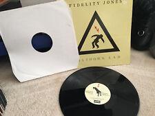 RECORD ALBUM GREAT SHAPE FIDELITY JONES PILTDOWN LAD