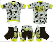 Mens Camo Military Cycling Jersey Set with bib shorts  by Arias Sportswear