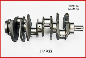 CRANKSHAFT W/ BEARINGS Fits: 1977-1983 FORD 5.8L 351 351W WINDSOR (TRUCK & CAR)