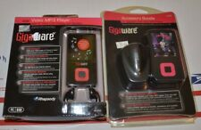 """Gigawear 4gb video mp3 player 2"""" color lcd speaker new with accessory kit 42-542"""