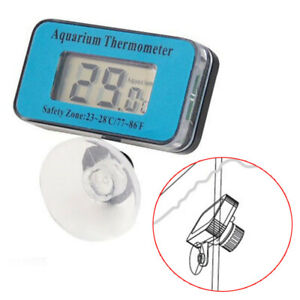 Digital LCD Waterproof Fish Aquarium Water Tank Temperature Meter W9O4