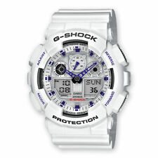 Casio G-Shock GA100A-7A Wrist Watch for Men