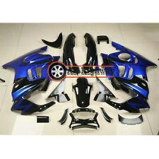 Blue Black ABS Plastic Fairing Bodywork For HONDA CBR600F3 CBR 600 F3 95-96 bush