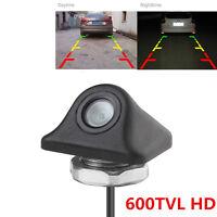 Waterproof Wide Night Vision HD Car Reverse Camera/Rear View Parking LED 600TVL