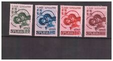 Serbia German Occupation stamps